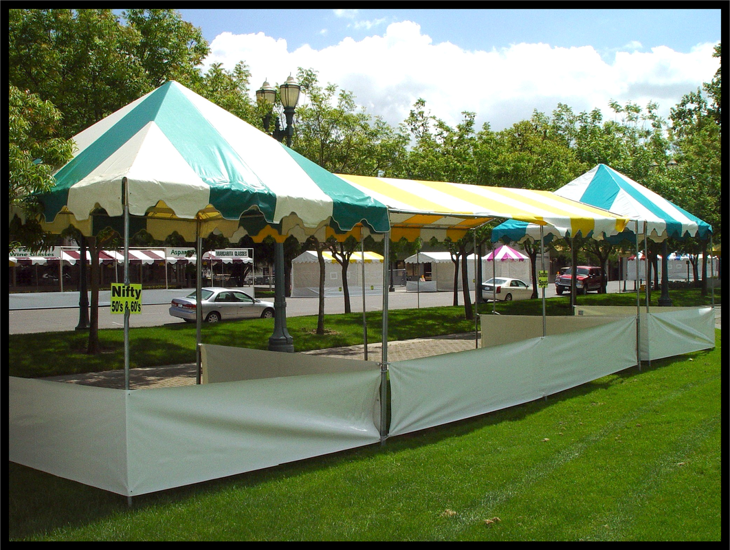 Food amp; Vendor Booths 10x10  Aamp;L Products Inc.